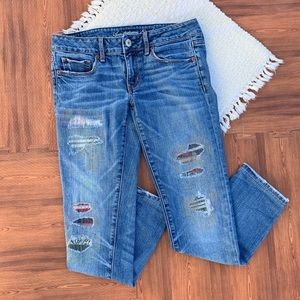 American Eagle Stretch Jeans Women's Size 6